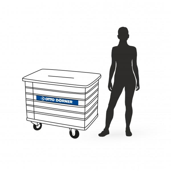 415-Liter-Behälter für Aktenvernichtung in Kaltenkirchen