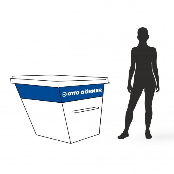 Kleincontainer für Gartenabfall in Itzehoe und Umgebung